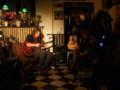 CoffeeShop Tour gig d. 15.02.15
